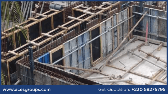 formwork-in-swimming-pool